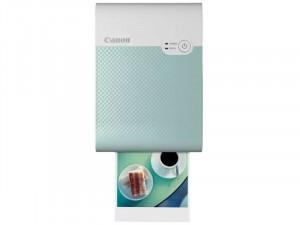 Canon SELPHY Square QX10 - Zöld-Fehér Hordozható Színes fotónyomtató