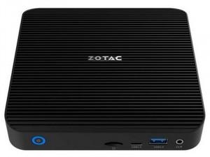 Zotac ZBOX-CI341-BE mini Intel® barbone Asztali számítógép
