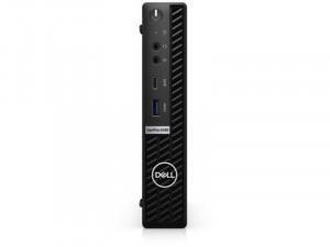 Dell Optiplex 5080 Micro, Intel® Ci5-10500T, 8GB, 256GB SSD, +VGAport, Win 10 Pro Asztali Számítógép