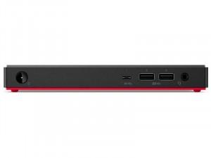 Lenovo ThinkCentre M90n-1 11AD002EHX - Intel® Core™ i5 Processzor-8265U, 8GB DDR4, 512GB SSD, Intel® UHD Graphics, Win10 Pro, Fekete asztali számítógép