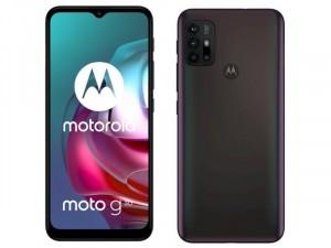 Motorola Moto G30 Dual-Sim 128GB 4GB Fantom Fekete Okostelefon