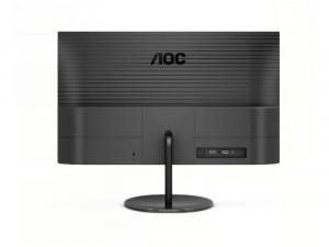AOC U27V4EA - 27 colos 4k UHD IPS WLED Fekete monitor