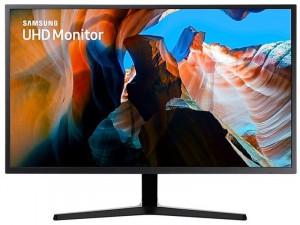 Samsung U32J590UQR - 32 colos 4K UHD VA AMD FreeSync Fekete monitor