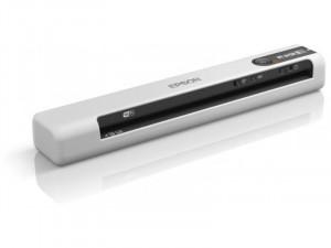 Epson WorkForce DS-80W A4, WIFI hordozható üzleti szkenner