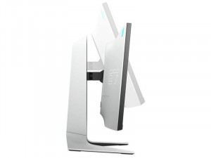 Dell Alienware AW2720HFA - 27 colos 240Hz FHD IPS AMD FreeSync, G-Sync Fekete-Fehér Gamer monitor