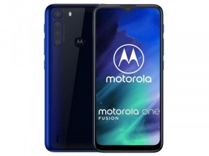 Motorola One Fusion 128GB 4GB LTE DualSIM Kék Okostelefon