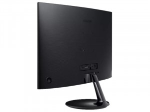 Samsung C27F390FHR - 27 colos Ívelt FHD LED VA Fekete monitor