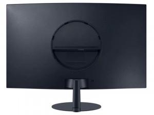 Samsung C32T550FDR - 32 colos Ívelt FHD LED VA AMD FreeSync Sötétkék szürke monitor