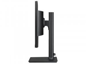 Samsung F24T650FYR - 24 colos FHD LED IPS Sötétkék szürke Keret nélküli monitor