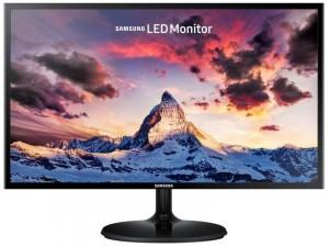 Samsung S24F354FHR - 23.5 colos LED PLS HDMI Fekete monitor