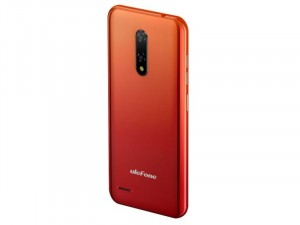 Ulefone Note 8 16GB 2GB Dual-Sim Narancssárga Okostelefon