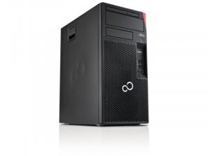 Fujitsu Esprimo P558 asztali számítógép Intel® Core™ i3 Processzor-9100 - 8GB DDR4 - 256GB SSD - Windows 10 Pro - 3 év - Fekete Asztali Számítógép, Egér, Billentyűzet