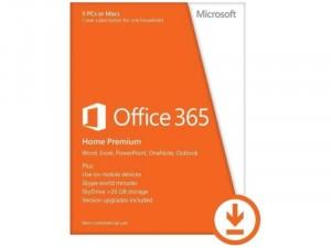 Windows 10 Home (otthoni), Office 365 otthoni (5 személyes verzió)