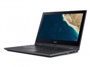 Acer Travelmate TMB118-M-P9NQ 11.6 Matt HD, Intel® Pentium N5000, 4GB, 128GB SSD, UHD Graphics 605, Linux, fekete laptop