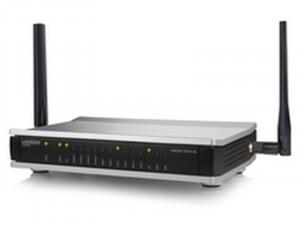 Lancom 1793VA router- 4 Portos - SlotsGigabit Ethernet - VDSL2/ADSL2Plus - Falra, szekrénybe szerelhető