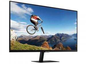 Samsung S32AM700UR - 32 colos 4K LED HDR10Plus SMART monitor, távirányítóval