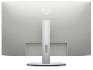 Dell DS3221QS - 32 colos Ívelt kijelzős 4K LED HDR Fehér-Ezüst Monitor