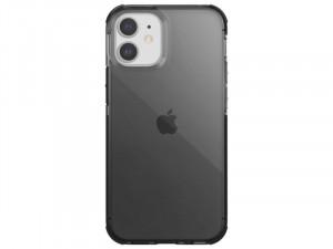Apple iPhone 12 mini Raptic Defense Clear TPU - PC Füstszürke tok