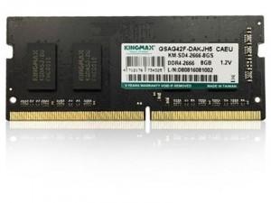 Kingmax DDR4 2666MHz 4GB CL19 1,2V notebook memória