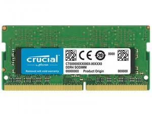 Crucial DDR4 2400MHz 16GB CL17 1,2V Notebook memória
