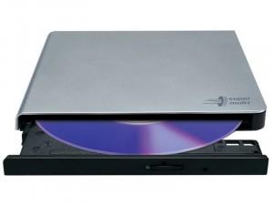 LG GP57ES40 Ezüst Külső DVD író