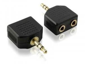 Sbox 3,5mm – 2 x 3,5mm M/F adapter