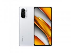 Xiaomi Poco F3 5G 256GB 8GB Dual-Sim Sarkvidéki Fehér Okostelefon