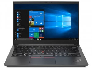 Lenovo ThinkPad E14 G2 20TA002GHV - 14 FHD Matt, Intel® Core™ i7 Processzor-1165G7, 16GB DDR4, 512GB SSD, Intel® Iris Xe, FreeDOS, Fekete Laptop