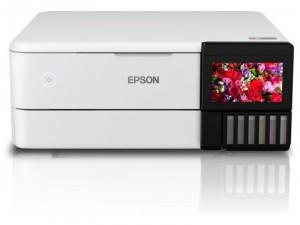 Epson EcoTank L8160 A4 MFP, duplex, WIFI, színes tintasugaras fotó nyomtató