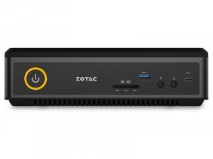 Zotac ZBOX QK7P5000 mini Intel® Core™ i7 Processzor-7700T, 2x DDR4 foglalat, M.2 - 2.5 SSD/HDD, NVIDIA Quadro P5000 16GB, FreeDOS Fekete barbone asztali PC