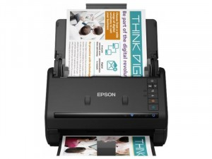 Epson WorkForce ES-500W II , A4, duplex, ADF, WIFI dokumentum szkenner