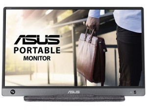Asus MB16AH ZenScreen- 15.6 colos - WLED IPS Hordozható Fekete-Szürke monitor