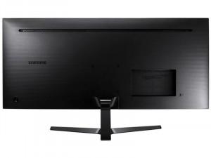 Samsung S34J550WQR - 34.1 colos 21:9 WQHD VA FreeSync Kékes Sötétszürke monitor