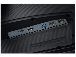 Samsung F27T850QWR - 27 colos WQHD IPS FreeSync Fekete monitor
