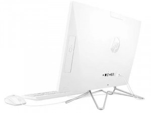 HP 24-df0013nn 23,8 colos FHD, AMD Ryzen 5-3500U, 8GB, 512GB SSD, Win10, Fehér All-in-One asztali számítógép
