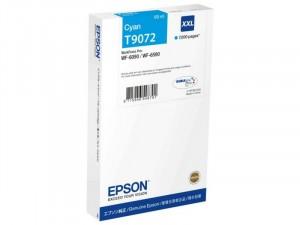 Epson T9072 (C13T907240) - Eredeti Cián kék XXL patron