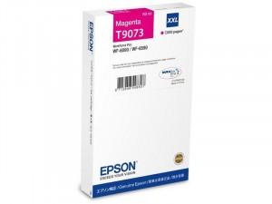 Epson T9073 (C13T907340) - Eredeti Magenta XXL patron,