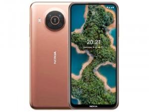 Nokia X20 5G 128GB 8GB Dual-SIM Barna Okostelefon