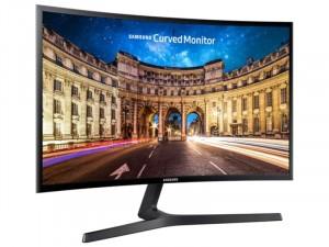 Samsung C24F396FHR 23,5 Ívelt FHD LED Fekete monitor
