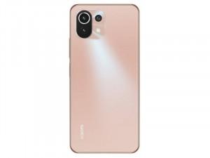 Xiaomi Mi 11 Lite 128GB 6GB LTE Dual-Sim Barack Rózsaszín Okostelefon