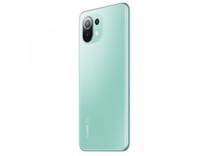 Xiaomi Mi 11 Lite 128GB 8GB 5G Dual-Sim Menta Zöld Okostelefon