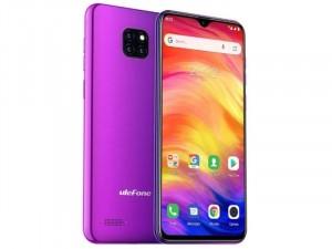 Ulefone S11 16GB 1GB RAM Dual-Sim Lila - Rózsaszín Okostelefon