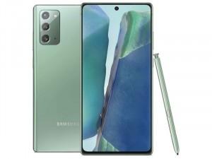 Samsung Galaxy Note 20 5G N981B 256GB 8GB DualSim Zöld Okostelefon