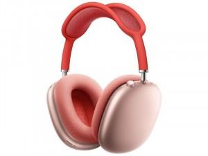 Apple AirPods Max Rózsaszín Vezeték nélküli Fejhallgató