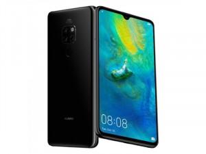 Huawei Mate 20 128GB 4GB SingleSim Fekete Okostelefon