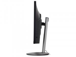 Acer CB272Usmiiprx - 27 colos IPS LED QHD FreeSync Zeroframe multimédiás Fekete-Ezüst monitor