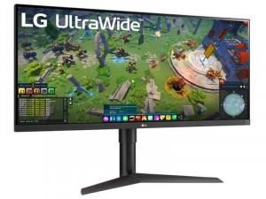 LG 34WP65G-B - 34 colos UltraWide™ 21:9 IPS HDR10 AMD Freesync Fekete monitor