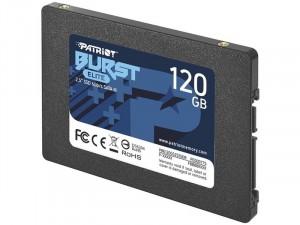 Patriot 2.5 Burst Elite 120GB SATA3 SSD meghajtó