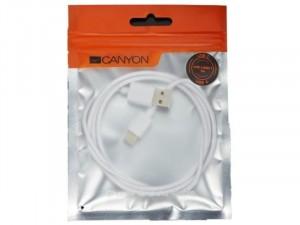 Canyon USB-A 2.0 - USB-C 1m kábel