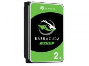 Seagate BarraCuda 3.5 2TB 7200rpm 256MB SATA3 merevlemez meghajtó